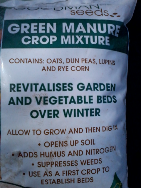 Green Manure Mix