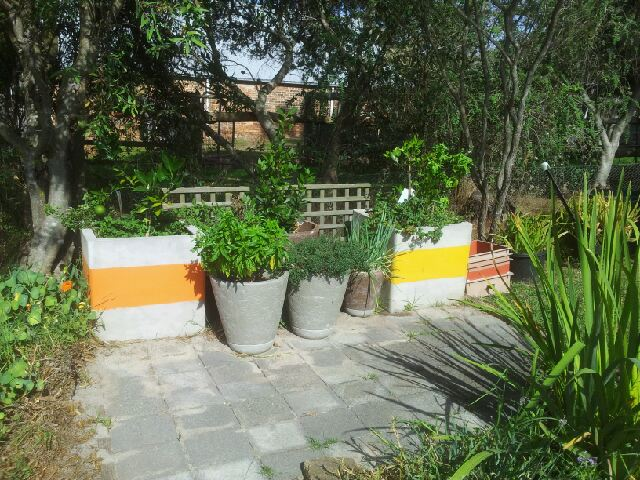 Gardening in small spaces